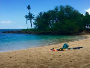 Secret Lagoon in Ko Olina, Hawaii