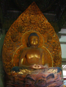 Northeast Side of Oahu Hawaii Buddha Byodo-in Temple