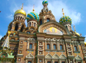 Favorite Churches Around the World Church of Our Savior on Spilled Blood St. Petersburg, Russia