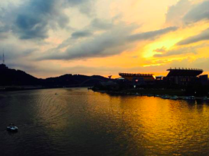 Things to Do in Pittsburgh Sunset