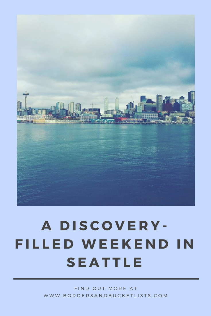 favorite things to do in Seattle pin