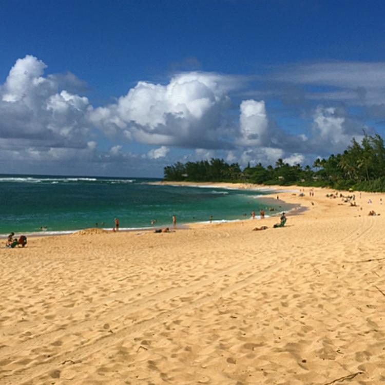 Sunset Beach North Shore, Oahu