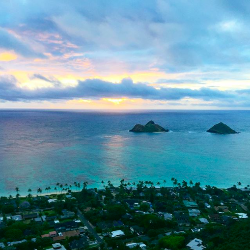 Lanikai Pillbox Hike Opener