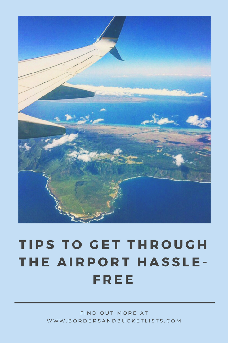 Tips to Get through the Airport Hassle-Free!