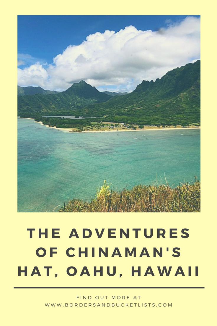 The Adventures of Chinaman's Hat, Oahu, Hawaii #Oahu #Hawaii #ChinamansHat #OahuHike