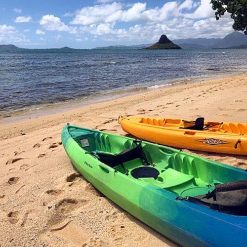 Kayaking on Oahu Opener