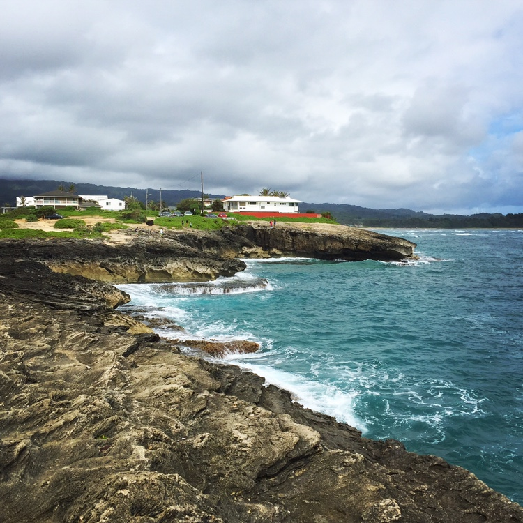 Head off the Beaten Path to Laie Point