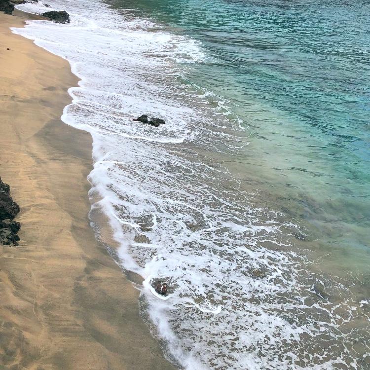 Things to do on Lanai Puu Pehe Beach