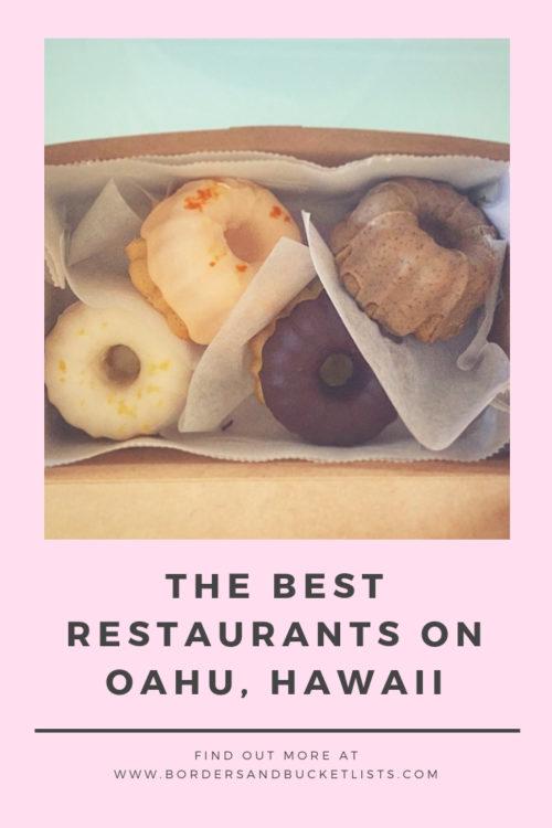 The Best Oahu Restaurants #hawaii #oahu #hawaiirestaurants #oahurestaurants #food #hawaiifood #oahufood #foodie