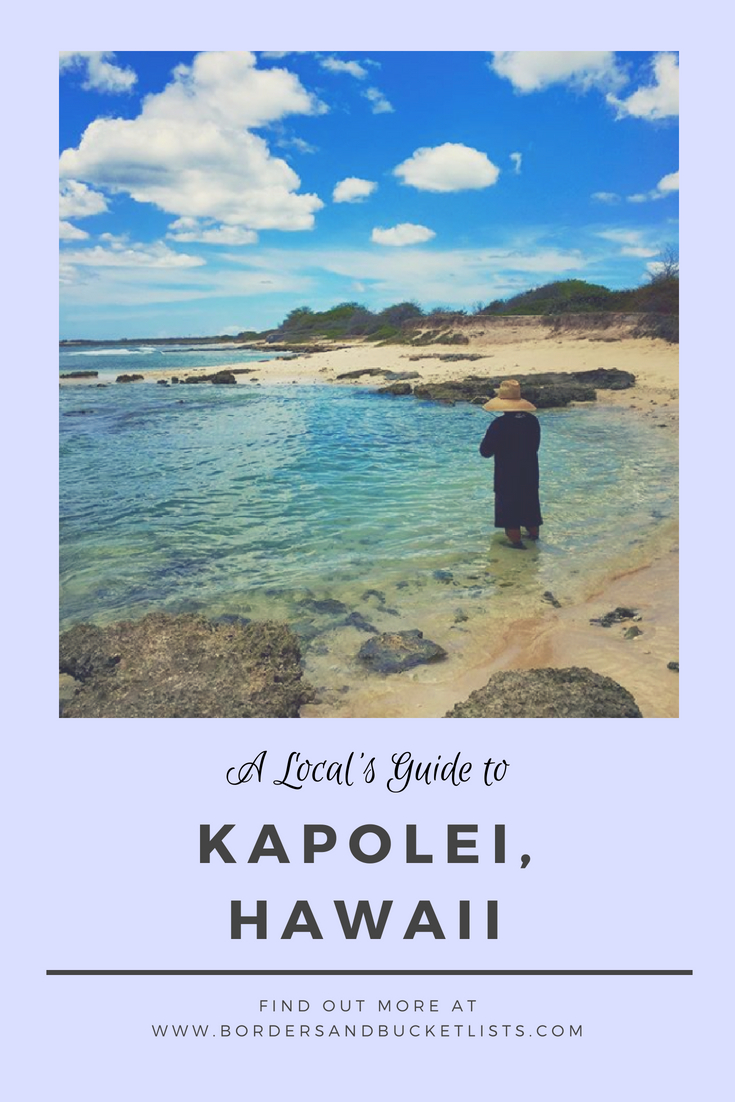 Local's Guide to Kapolei Pin #kapolei #hawaii #oahu #localsguide