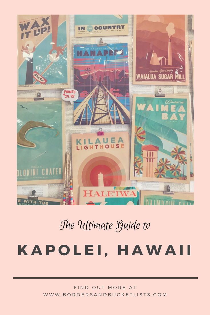 Ultimate Guide to Kapolei Pin #kapolei #hawaii #oahu