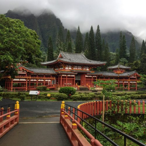 Visit the Byodo-In Temple and Ring the Bell
