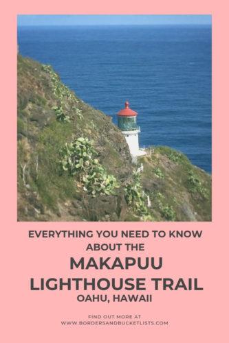 Everything to Know about the Makapuu Lighthouse Trail, Oahu, Hawaii #oahu #hawaii #hawaiihikes #makapuulighthouse