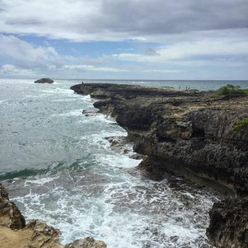 Laie Outward View