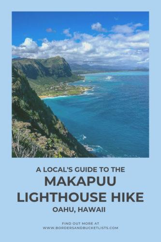 Local's Guide to Makapuu Lighthouse Hike #oahu #hawaii #hawaiihikes #makapuulighthouse