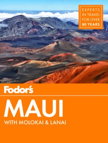 Fodor's Maui with Molokai and Lanai