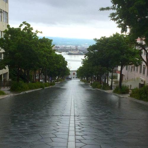 Hakodate Slope