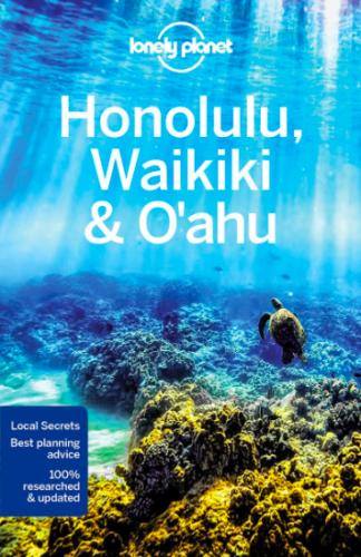 Lonely Planet Honolulu Waikiki, and Oahu