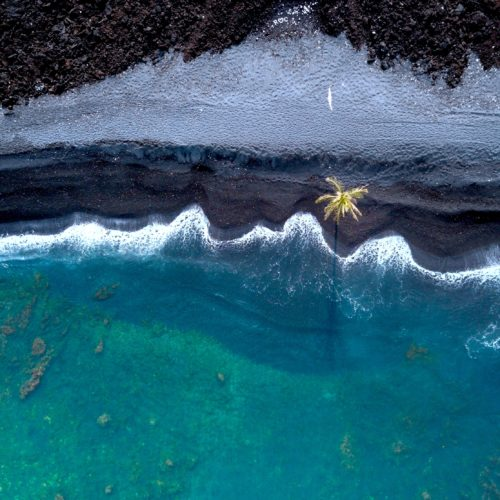 Black Sand Beaches in Hawaii Opener