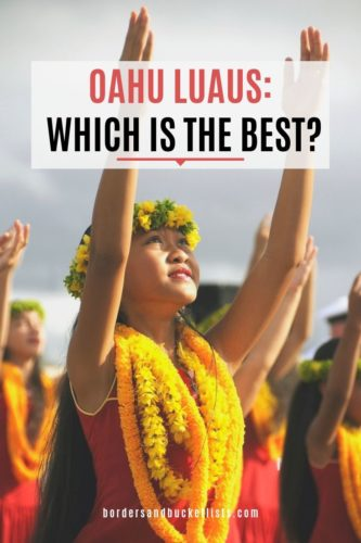 Oahu Luaus: Which is the Best? #oahu #hawaii #luau