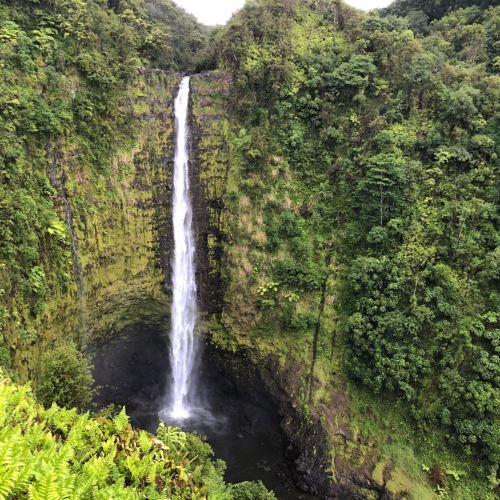 Hawaii Waterfalls Opener