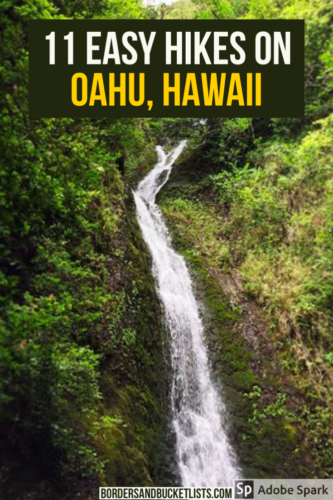 easy hikes on Oahu, best easy hikes on Oahu, hikes on Oahu, Oahu hikes, easy Oahu hikes, easy hikes in Hawaii, easy Hawaii hikes, things to do on Oahu, things to do in Hawaii #oahu #hawaii #hikes #hiking