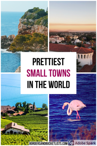 Prettiest small towns in the world, prettiest small towns, small towns in America, small towns in Italy, small towns in California, small towns usa, small towns in europe, prettiest small towns in america #smalltowns #usa #europe