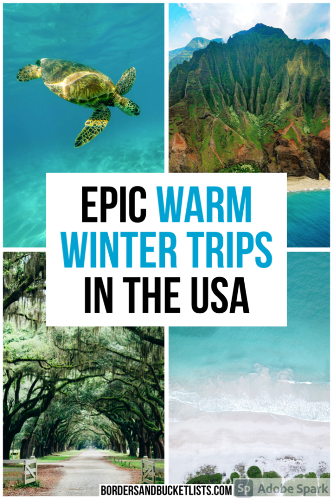 warm winter getaways in the us, warm winter trips in the us, warm winter vacations in the USA, winter trips usa, winter trips in the united states, winter trips in us, winter trips in California, warm trips in winter, winter vacation ideas united states, winter vacations in the us, winter vacation ideas, winter destinations in the us, warm destinations in winter, warm winter destinations in the us #winter #travel #usa