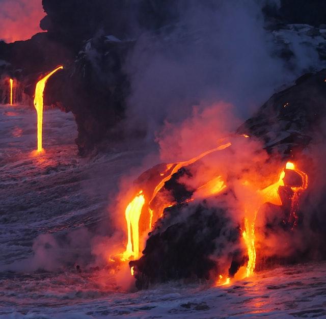 Hawaii FAQs volcano