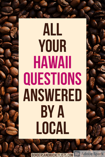 Hawaii questions, questions about Hawaii, Hawaii FAQs, Hawaii trivia questions, things to know before going to Hawaii, things to know about Hawaii, things to know about living in Hawaii #hawaii #quesitons #faq