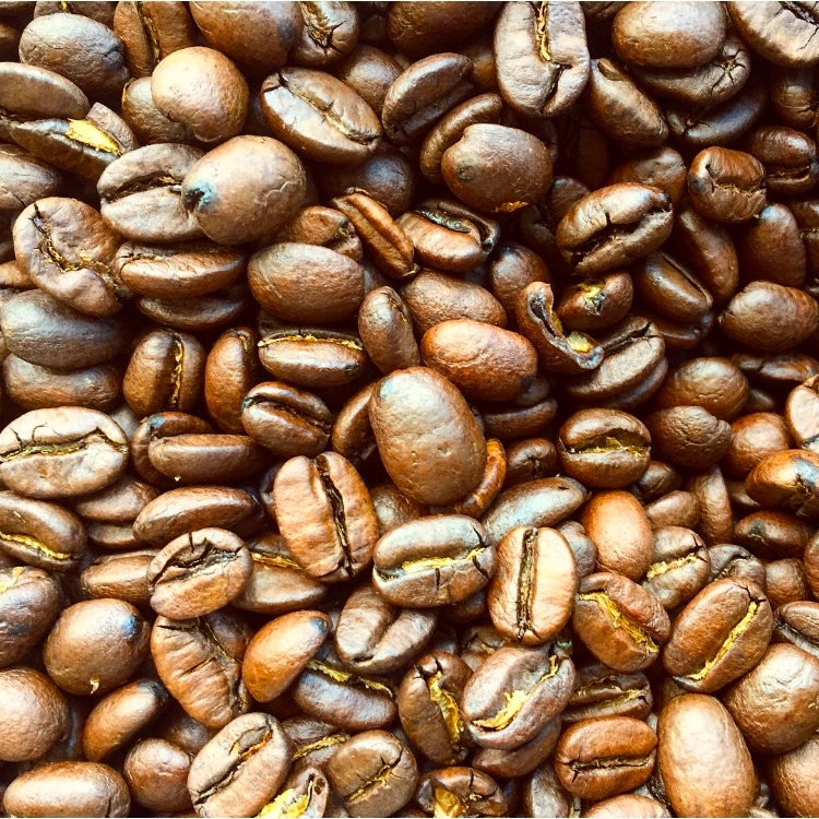 close up shot of coffee beans